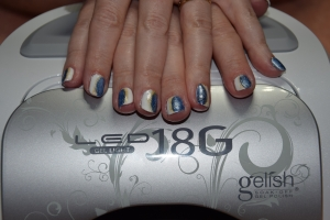 Nail Art door Pretty Nails (foto A. Devel)