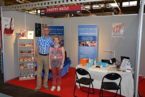 Jaarbeurs Gent 2016 (foto: Pretty Nails)