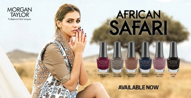 African Safari (foto Nails & Harmony)